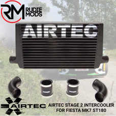 Airtec Stage 2 Intercooler to fit Ford Fiesta MK7 ST180 - ATINTFO54
