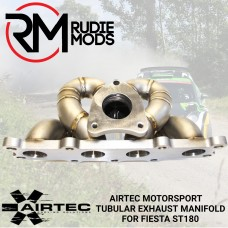 Airtec Tubular Exhaust Manifold to fit Ford Fiesta ST180 Mk7 - ATMSFO25