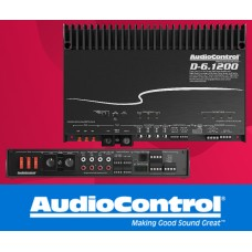 AudioControl D-6.1200 DSP and 6 Channel Amplifier