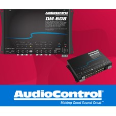 AudioControl DM-608 - 6 input, 8 output Digital Signal Processor