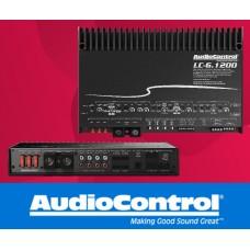 AudioControl LC-6.1200 Six Channel Amplifier