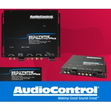 AudioControl The Epicenter PLUS Digital Bass Restoration with OEM interface and AUX Input Including Remote Level Control
