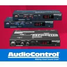 AudioControl The Epicenter Dash - Digital Bass Restoration with OEM interface, 160dB SPL Mic and Display