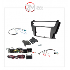Connects2 CTKBM30 BMW 3 Series F30 F31 F34 Double Din Stereo Fitting Kit