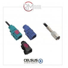 Celsus DAB & GPS EXTENSION - FAKRA FEMALE TO SMB FEMALE - 5 METRES ANC7581012