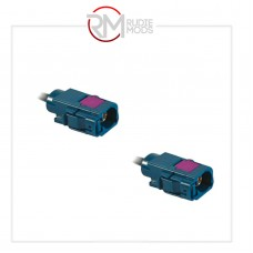 CELSUS AM/FM, DAB & DVB-T EXTENSION AND POWER - WATERBLUE FAKRA FEMALE - 5 METRES ANC7581195