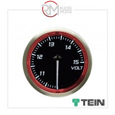 DEFI 52MM RACER VOLT GAUGE N2 RED DF16503