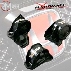 Engine Mount 3PC MT Without Front Mounts FTo Fit Honda Civic EG HARDRACE 5826-A