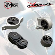 Hardened 4PC Engine Mount For Nissan Micra K11 HARDRACE 5841