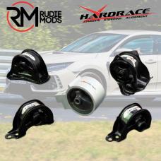 Hardened 5pc Engine Mount To Fit Honda Integra DC2 MT B16/18 HARDRACE 5844