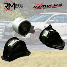 Hardened 3pc Engine Mount To Fit Honda Integra DC2 MT B16/18 HARDRACE 5844-A