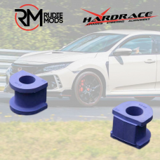 18mm Front Reinforced Stabiliser Bushes To Fit MITSUBISHI GALANT 98-02 HARDRACE 6187