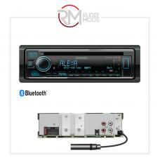 Kenwood CD/USB Receiver with Bluetooth, Spotify Connect & Digital Radio DAB+ KDC-BT740DAB