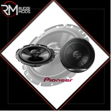 Pioneer TS-G1720F 17cm 2-Way Coaxial Speakers (300W)