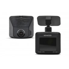 Kenwood DRV-330 Front Dash Accident Camera HD GPS Plug & Play