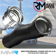 MMR Charge Pipe Kit - BMW F20 / F30 / M2 N55 (Turbo Side)