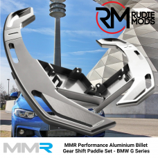 MMR Performance Billet Aluminium Gear Shift Paddle Set to fit BMW G-Series