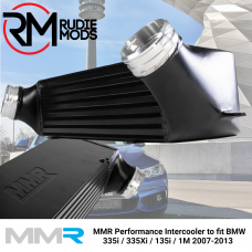 MMR Performance Intercooler to fit 07-13 BMW 335i / 335Xi / 135i / 1M E82 & E90
