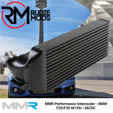 MMR Performance Intercooler For The BMW F20/30 M135i / M235i
