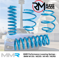 MMR Performance Lowering Springs to fit BMW F2X M135i / M235i / M140i / M240i