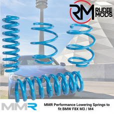 MMR Performance Lowering Springs to fit BMW F8X M3 / M4