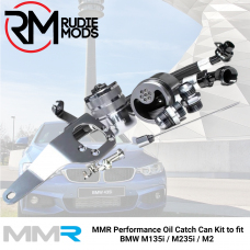 MMR Performance Oil Catch Can Kit - BMW M135i / M235i / M2
