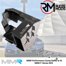 BMW F-Series N55 Sump Baffle - MMR Performance