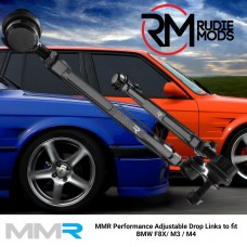 MMR Performance Adjustable Drop Links for BMW F8X / M3 / M4