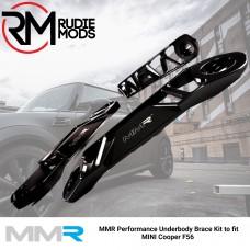 MMR Performance Underbody Brace Kit to fit MINI Cooper F56