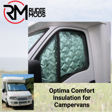 Optima Confort Line Interior Insulation for Ford Transit IV 2014 On