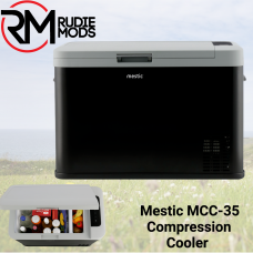 Mestic MCC-35 35 Litre Portable Compression Cooler