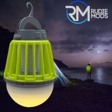 Outdoor revolution Lumi Mosi Rechargeable Mosquito killer Light ORBK0018
