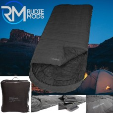 Outdoor Revolution Starfall Midi 400 Sleeping Bag with Pillow Case