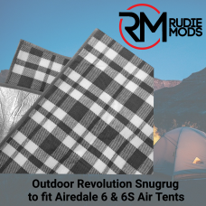 Outdoor Revolution Snug Rug to fit Airdale 6, 6S & Pro Climate Air Tents