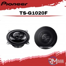 Pioneer TS-G1020F 10cm 2-Way Car Audio Coaxial Speakers 210w Max