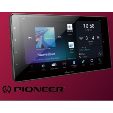 "Pioneer SPH-EVO93DAB-DUC 9"" Capacitive touchscreen for Ducato"
