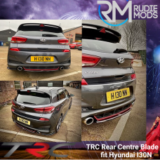 TRC Rear Centre Blade to fit Hyundai I30N