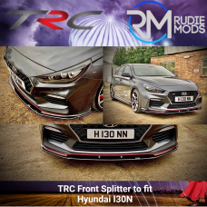 TRC Front Splitter to fit Hyundai I30N