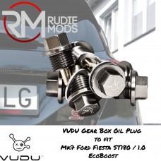 VUDU Gear Box Oil Plug to fit Ford Fiesta ST Mk7