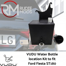 VUDU Washer Bottle Relocation Kit to fit Ford Fiesta ST MK7