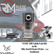 VUDU Oil Catch Can to fit Ford Fiesta ST Mk7