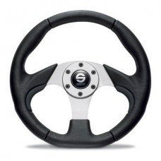 SPARCO Naxos Black/Black Steering Wheel