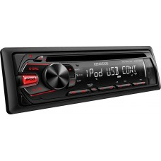 Kenwood KDC-261UR Car CD Player MP3 Radio Front Aux USB