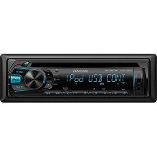 Kenwood KDC-361U Car CD Player MP3 Front Aux USB iPod