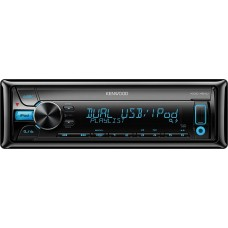 Kenwood KDC-461U Car CD Player MP3 Front Aux Dual USB iPod