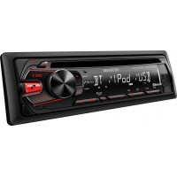 Kenwood KDC-BT34U Car CD Player with Bluetooth USB Aux