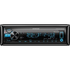 Kenwood KDC-BT48DAB Car CD DAB Radio Bluetooth USB Aux inc Aeria