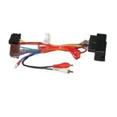 Audi Wiring Adaptor (Quadlock Rear RCA)