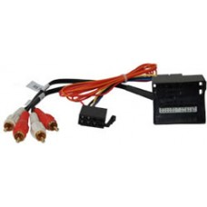 Audi Wiring Adaptor (Quadlock BOSE)