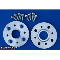 VW 4x100 57.1 25mm Aluminum Wheel Spacer